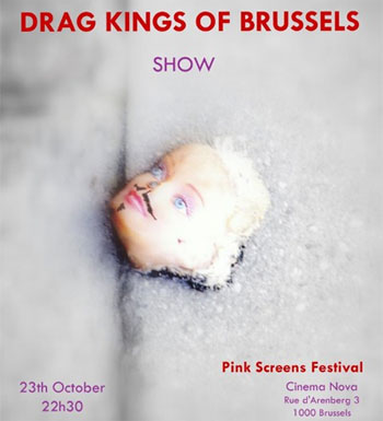 Drag Kings of Brussels